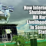 Somali livelihoods affected by the Ethiopia internet shutdown
